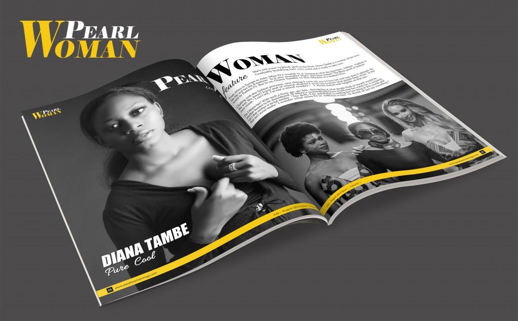 pearl Open-Magazine