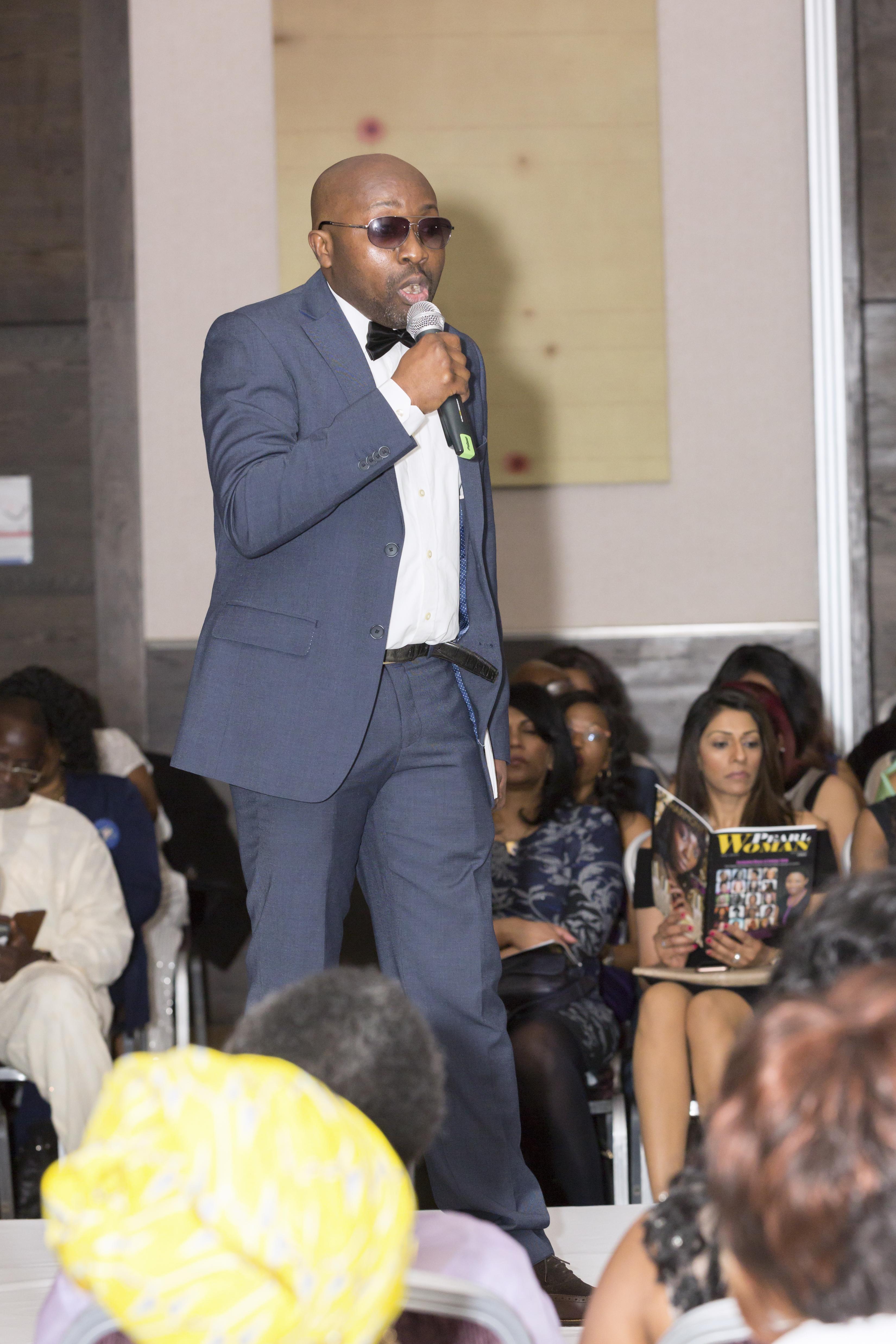 Emeka Anyanwu speaking doc