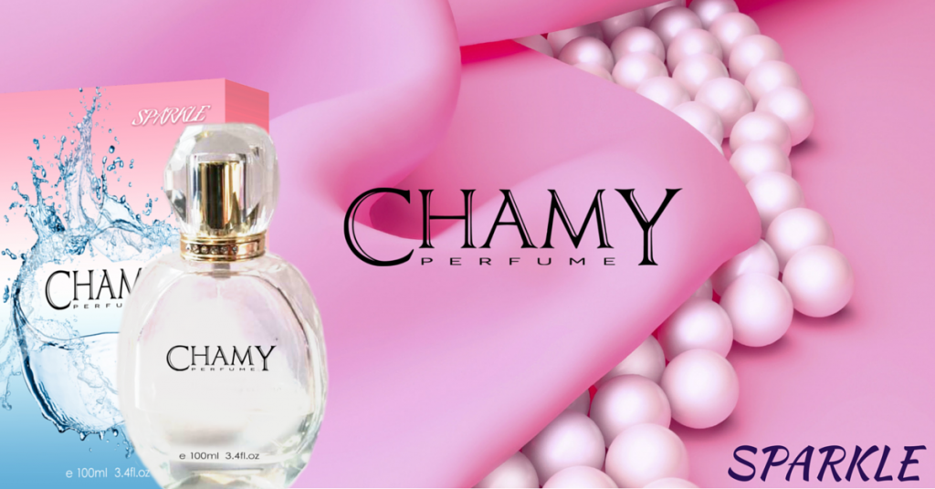 Chamy ad pink.