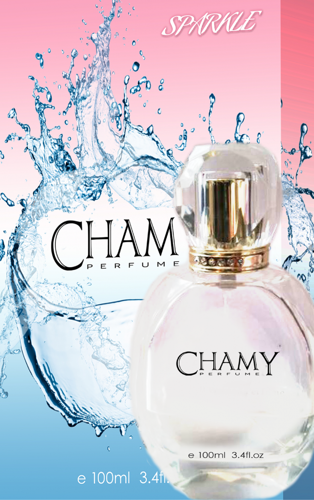 Chamy box and bottle