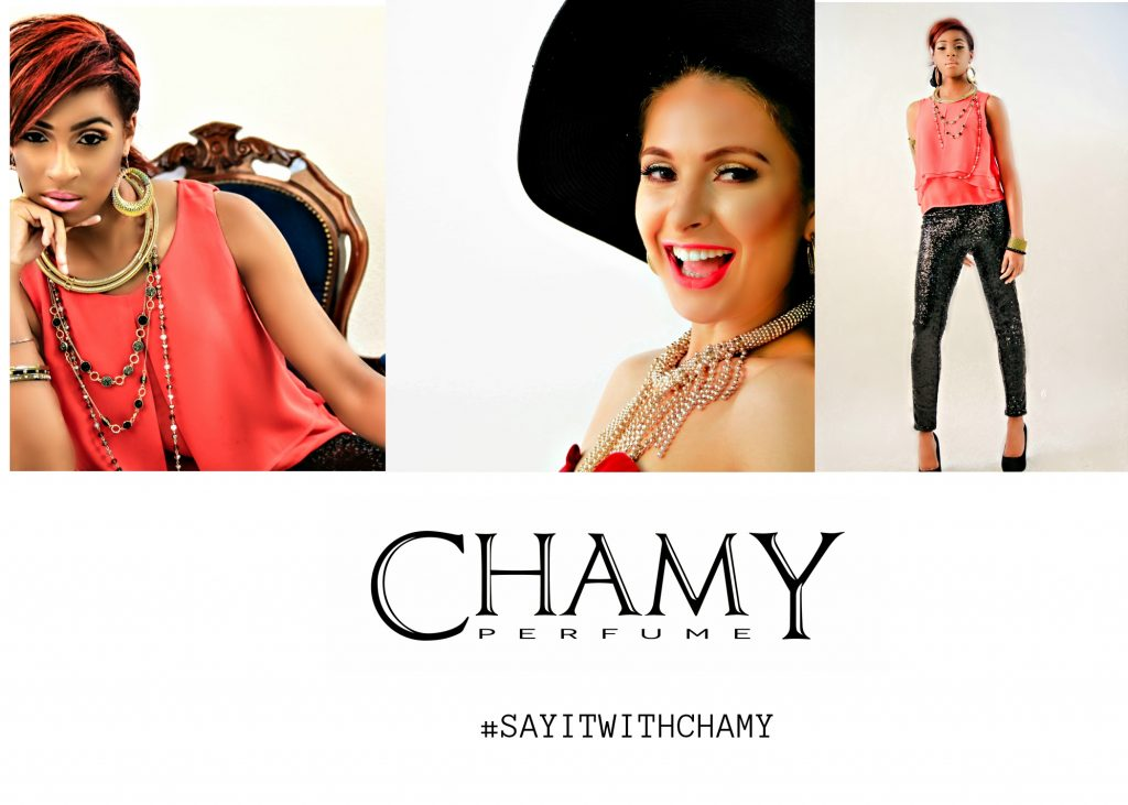Say it with Chamy