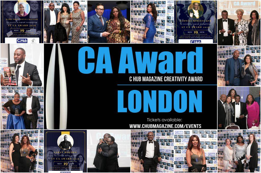 CA award 2016