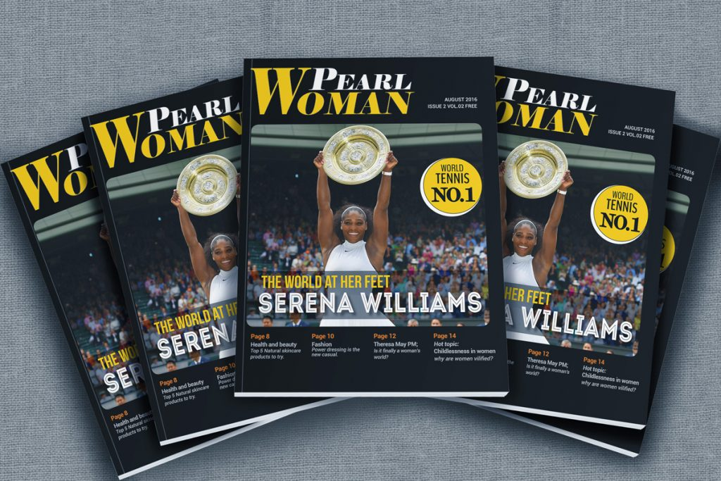 Pearlwoman cover